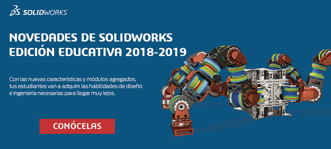SolidWorks EDU 2018-2019