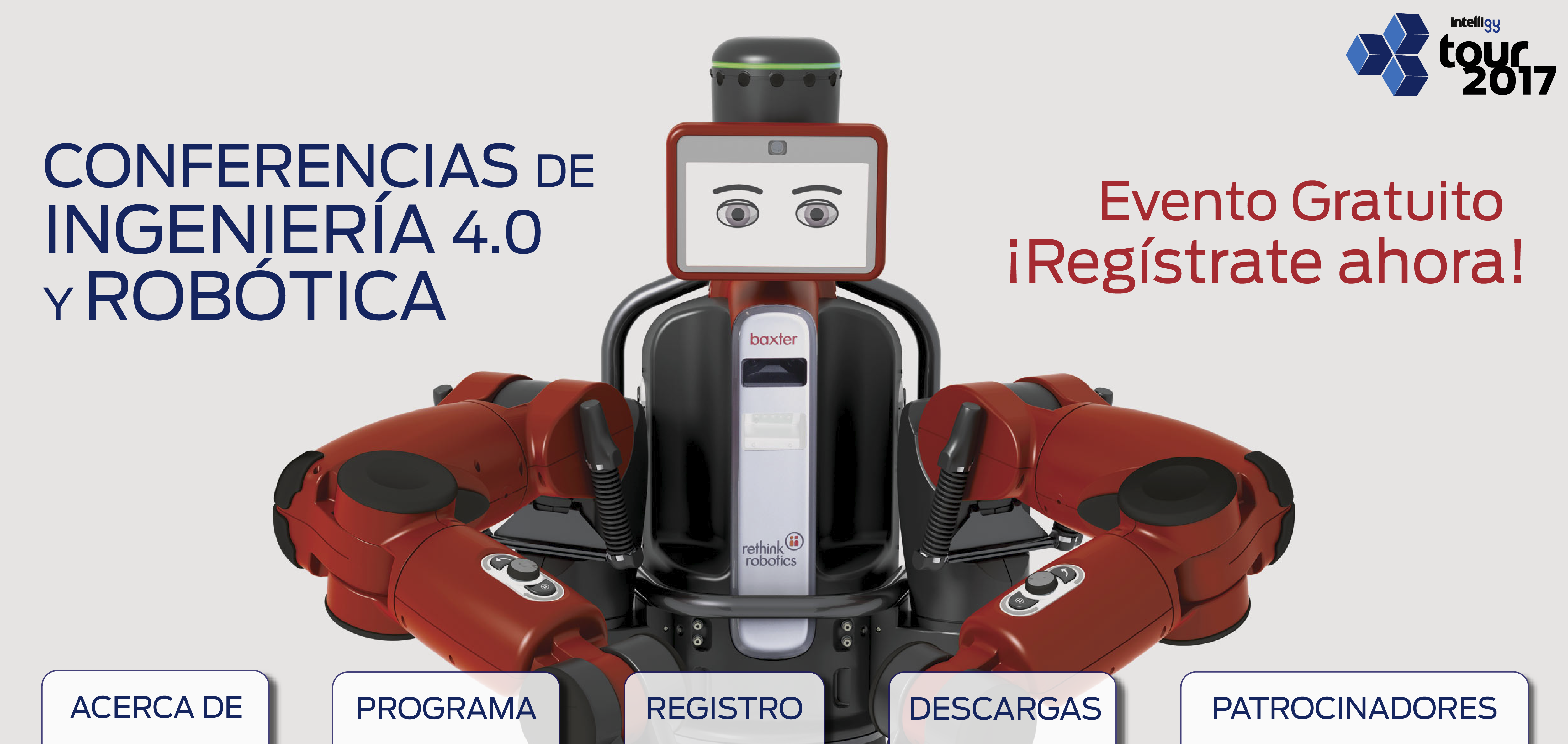 Intelligy Tour: La Nueva Era en Robótica 3D