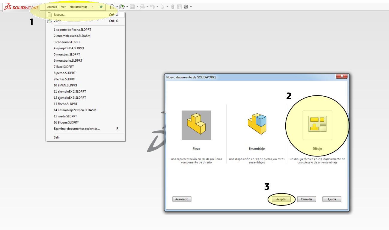 Personaliza Plantillas en SolidWorks - Blog - Intelligy